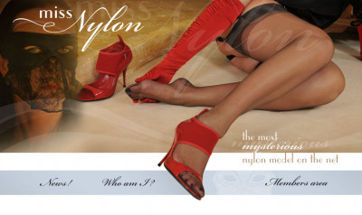 Miss Nylon Fetish photo collection