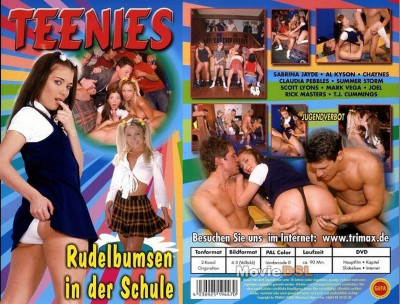 Description Teenies - Rudelbumsen in der Schule