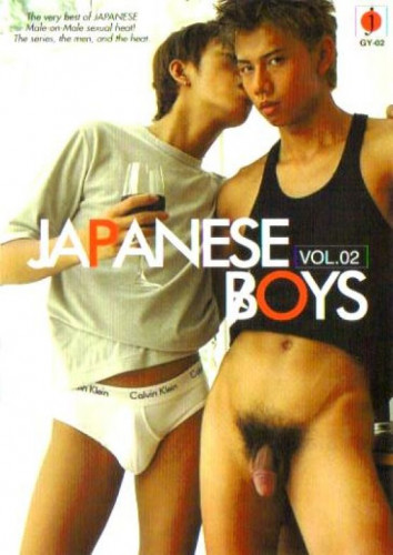 Japanese Boys Vol.02