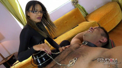 Asia Perez - Tears For Her Pleasure