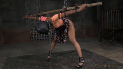 Chanell Heart dick down without mercy, brutal suspension rough fucking! (2015)