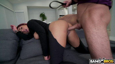 Kira Perez – Devious Kira Gets Caught