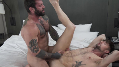 Raw Fuck Club – Drew Dixon and Markus Kage