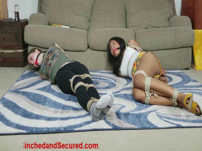 Secured by Sorcery – Jeanette and Yoko