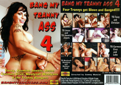 Bang My Tranny Ass vol 4