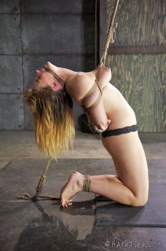 Description HT - The Rope Slut - Jessica Ryan