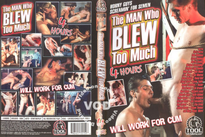 The Man Who Blew Too Much (1980) — Chris Burns, Tim Kramer, J.W. King