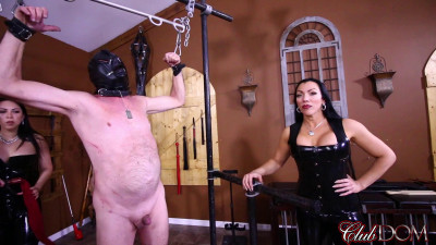 Goddess Cheyenne, Lydia Supremacy Breaking Slave Part 23 (2017)