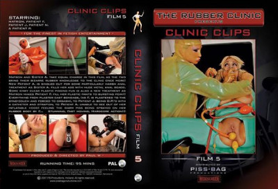 The Rubber Clinic – Clinic Clips Films Part 5