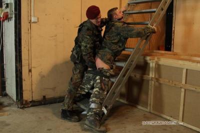 GayWarGames - Kamil & Martin - The Red Baret Master 1