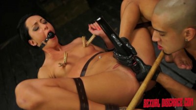 Sabrina Banks #1 Sexual Disgrace Dungeon Gangster