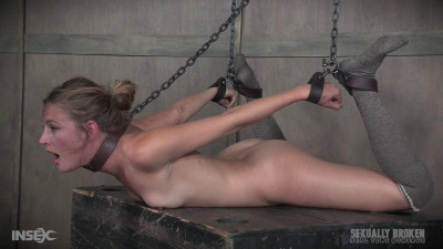 SexuallyBroken, RealTimeBondage - Mona Wales Parts 1-3 (blonde, real, download).