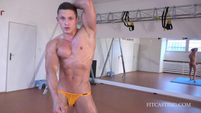 Posing Workout - Ruslan - Part 1 - Full Movie - HD 720p