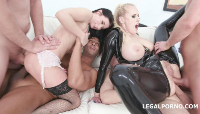 Description Dominate Gangbang Party With DP For Big Ass Sluts