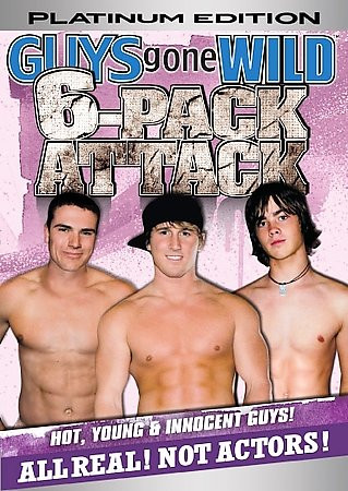 Description Guys Gone Wild 6-Pack Attack(Hot, Young & Innocent Guys)