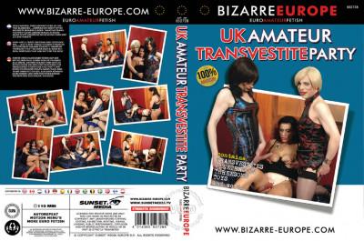 UK Amateur Transvestite Party - cum, cock sucking, new, amateur, hot