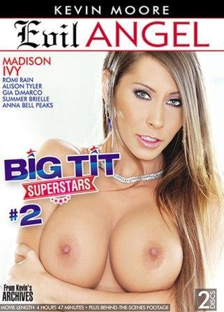 Description Big Tit Superstars vol 2 (2018)