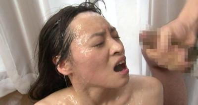 Description Riku Shiina - Bukkake Girl