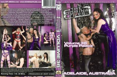 The Domina Files Part 36 Purple Palace