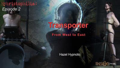 Hazel Hypnotic – Hybristophilia: Transporter episode 2
