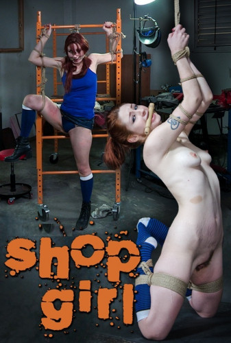 Violet Monroe , Shop Girl , HD 720p