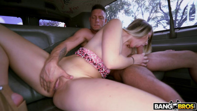Brin Summer – Hot For Teacher On the Bus
