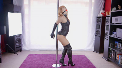 RestrictedSenses — Mina — Pole Dancing Damsel