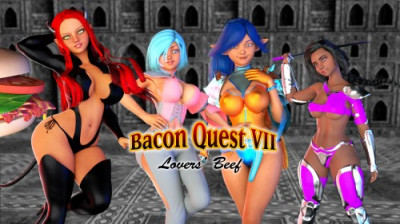 Bacon Quest Lover's Beef Special Edition