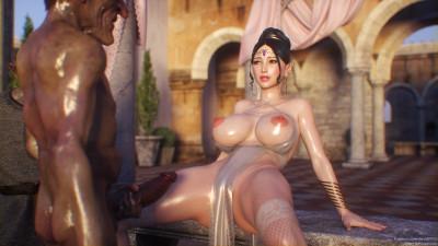 Elf Slave vol 5 - Goblin Bride