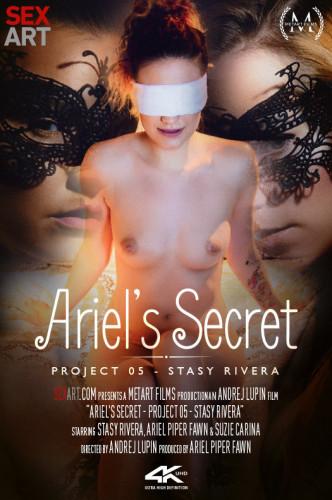 Description Ariels Secret - Project Five Stasy Rivera(2019)
