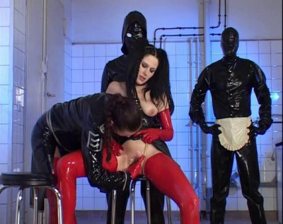Fetish Zone - Latex - Pissgold