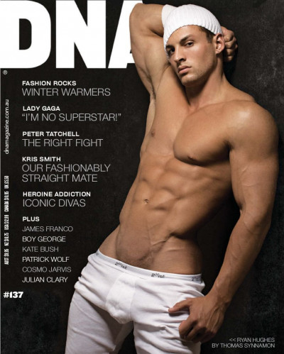 DNA is an Australian monthly magazine targeted