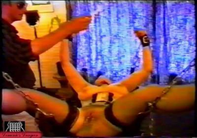 Slave Lous Torment - Part 2 ( Waxed)