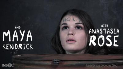 RealTimeBondage - Anastasia Rose - Blind Hole Part 3