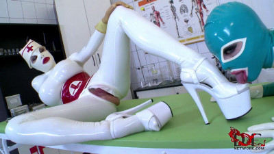 Clinic Of Sexual Satisfactions! - Clanddi Jinkcego and Latex Lucy - HD 720p