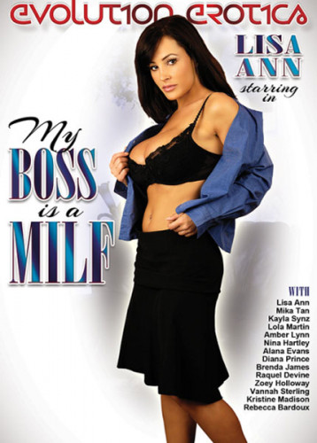 My Boss Is A MILF (2019)