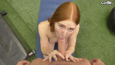 Description Jane Rogers Jizzed Gym Creamy Strokes FullHD 1080p
