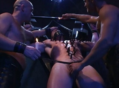 Brutal Bears In BDSM Action