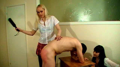 Miss Jessica And Hand Spanking part 4