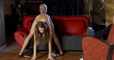 Dominate BDSM Casting For Lovenia
