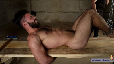 RusCapturedBoys - Humbling of Warrior Kyrill - Piece II