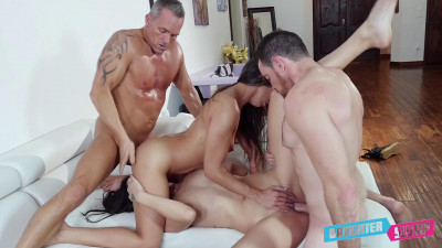 The Best Swap Orgy Compilation