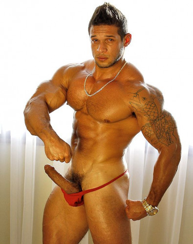 Henrique - Macho Muscle