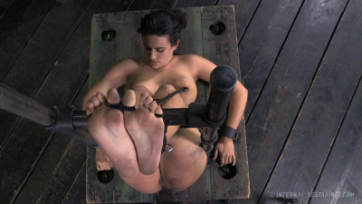 InfernalRestraints — Penny Barber — Pampered Penny, Part 2