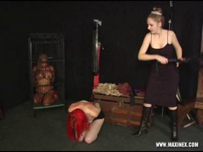 Maxine X Videos – Fetish Diva BDSM Goddess 2006-2010, Part 1