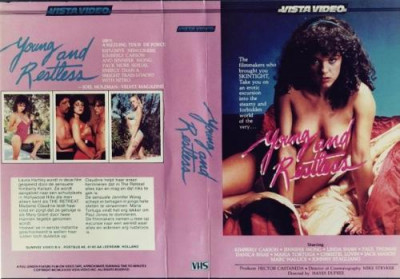 Description Young and Restless(1983)- Kimberly Carson, Linda Shaw, Mei Ling