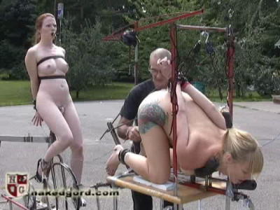 [NakedGord.com]Junkyard Fucking Machine Part 2( 2010/Outdoors/size: 59.4 MB)
