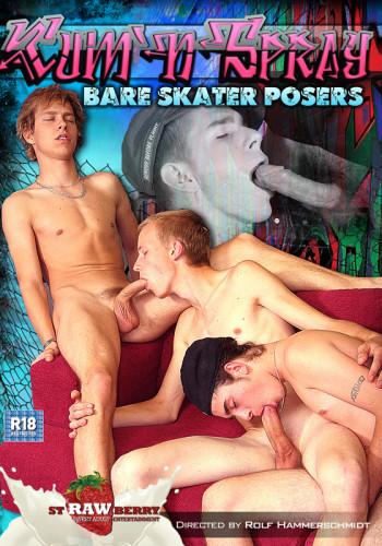 Bare Skater Posers