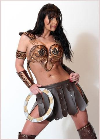 Xena  An Exquisite Films Parody