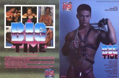 Big Time Bareback – Ronnie Lee, John Nicholson, Michael Cummings (1987)
